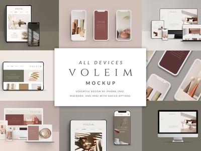 All Devices Mockup Scene Creator