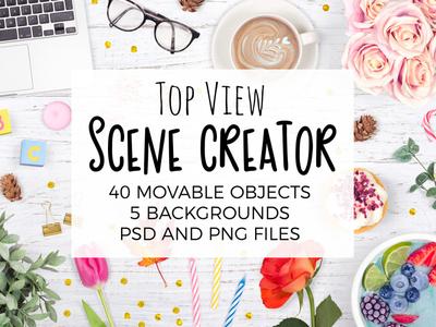 Scene Creator Top View