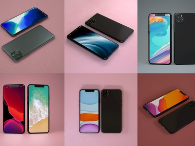 iphone 11 mockup 10