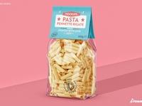 Pennette Rigate Pasta Mockup