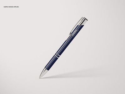 Paragon Pen Mockup Set