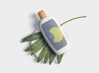 5 Cosmetics Bottle Mockups