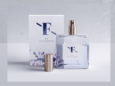 Perfume Packaging MockUp