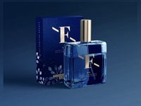 Perfume Packaging MockUp