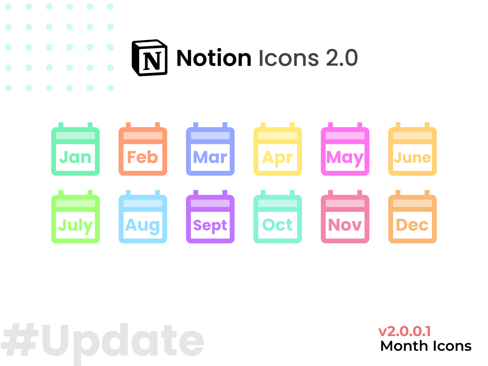 Notion Icons Update#2