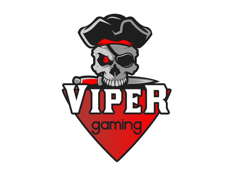 Viper Games Logo