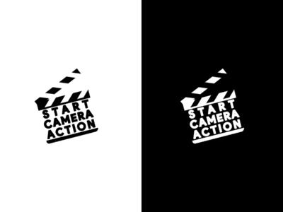 Start Camera Action Brand Logo