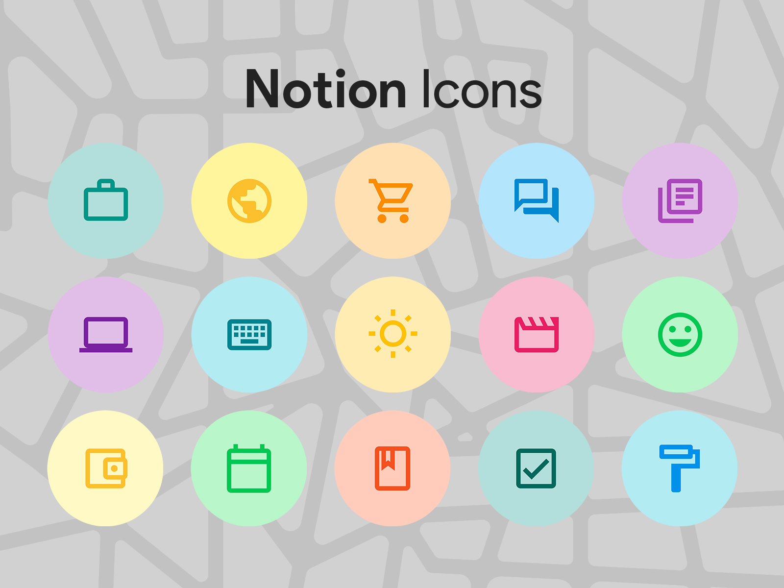 Notion Icons Png