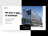 Superloft - web presentation
