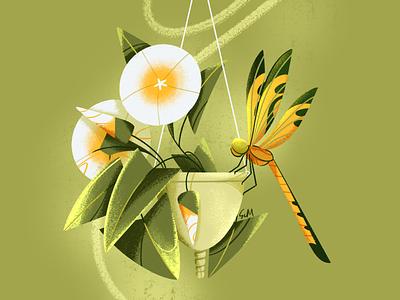 Reduce/reuse illustration draw illustrator procreate enviroment recycle