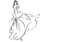 Dress flow