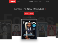 E-commerce with magazines