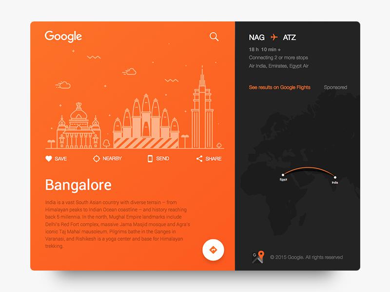 Daily UI #3 - Google Map Advanced Search by Ranjith Alingal ... on hp advanced, bing advanced, huawei advanced, you are advanced,