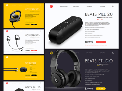 Daily UI #43 - Beats (SKETCH FREEBIE) flat beats sketch minimal free download template 3d mockups psd download sketch app freebies