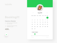 TailsLife: Booking