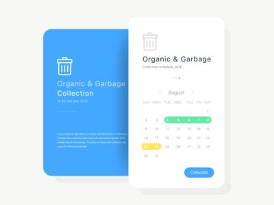 halifax #throwback bin ios10 clean app calendar waste