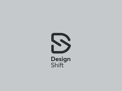 Design Shift shift logo identity designshift design brand