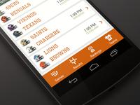 IronRank Android App