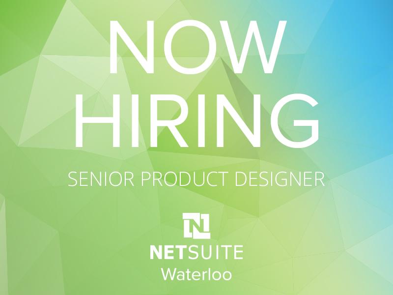 Hiring Senior Product Designer hiring designer product designer ui ux interface