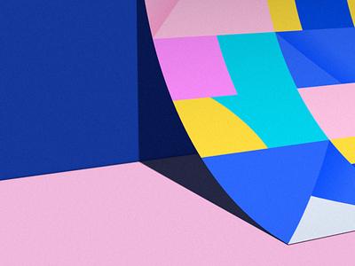 Tight Crop - Colour 3d poster colour color