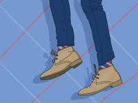 Super quick fashion illustration