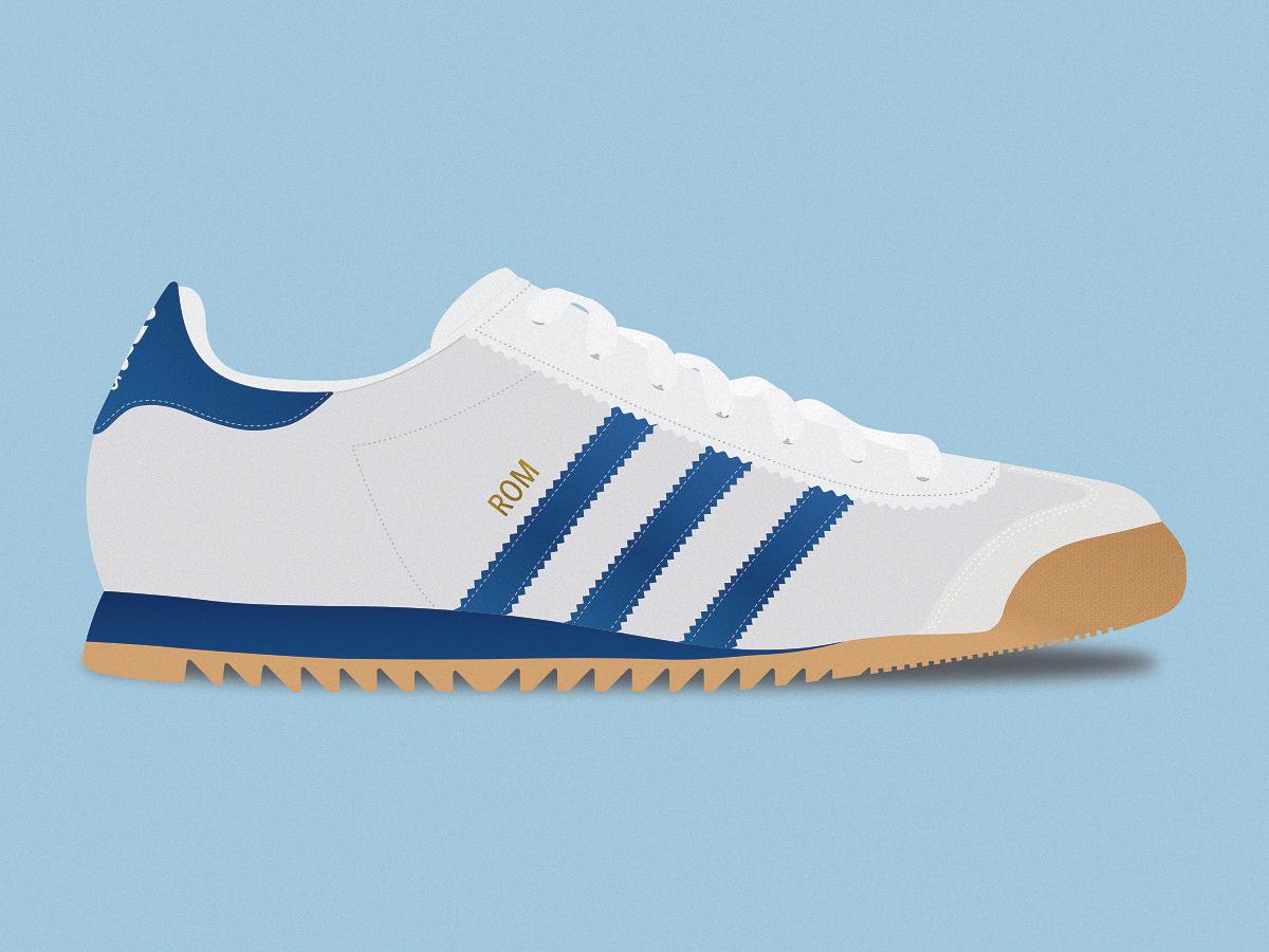 3d6ccac3c6f2 Adidas Rom Sneakers by John Kappa