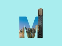 M is for Melbourne