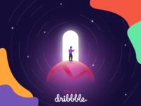 Hello Dribbble!