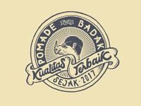 Pomade cap Badak ( For Sale )
