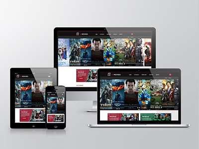 Orange Graphics Website Template