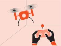 Drone Exploration