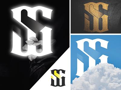 SG Branding Mockup icon logo advertising web illustration vector illustrator design typography branding editing photoshop