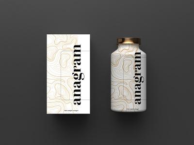 Anagram Coffee packaging ui logo design advertising web illustration vector branding editing photoshop