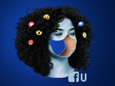 Social Media ZOMBIES app flat illustrator web design advertising photomanipulation branding typography editing photoshop