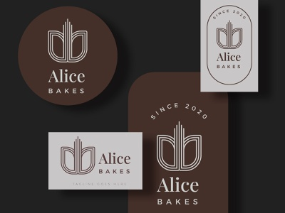Bakery branding catalog ui web illustration advertising branding design typography editing photoshop