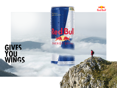 Concept Ad for Redbull