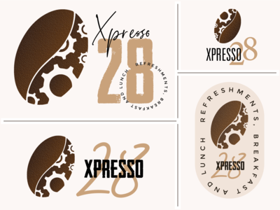 Coffee House Logo Variations