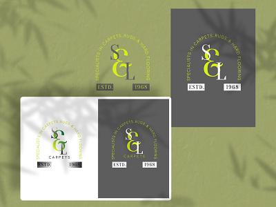 Carpet House Logo web logo illustration vector illustrator design typography branding editing photoshop