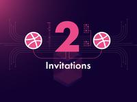 2 Invitations for Creative Techies