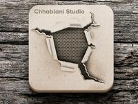 Chhablani Studio Coaster