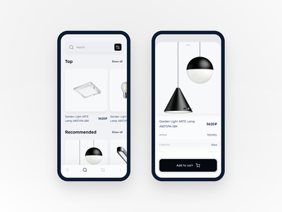 just for fun web application ios app light design sketch experience simple ui ux