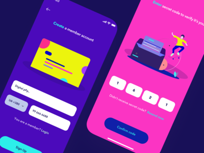 daily ui/sign up page
