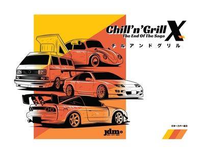 Chill'n'Grill X