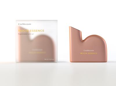 Mucin package design