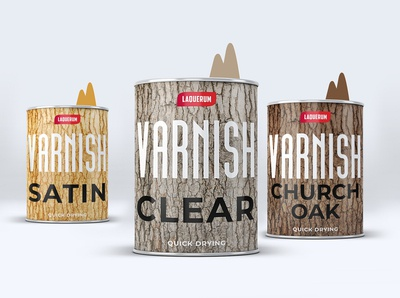 Varnish package design