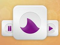 Shiny Groove Icon