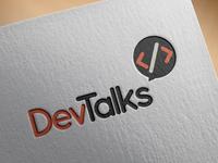 DevTalks Bauru Logo