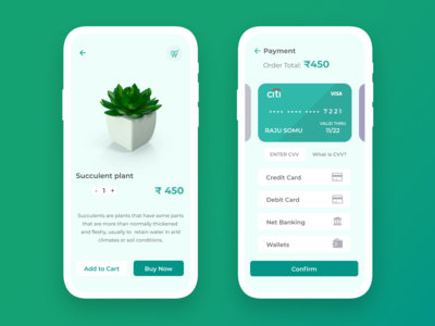 Daily UI #002 - Checkout