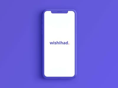 wishIhad. - Black Rock hackathon project