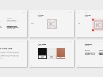 Kandao - guidelines vi juke china guidelines identity designvisual logo